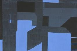 Nocturno 54x81cm Acrilico 2014